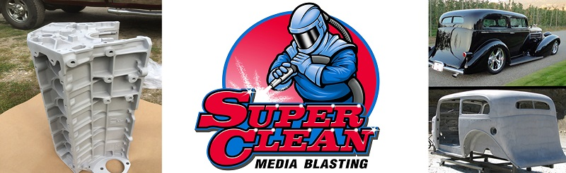 Superclean Soda Blasting
